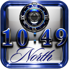 North Digital Clock Widget
