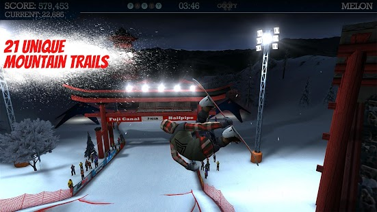 Game Snowboard Party apk for kindle fire