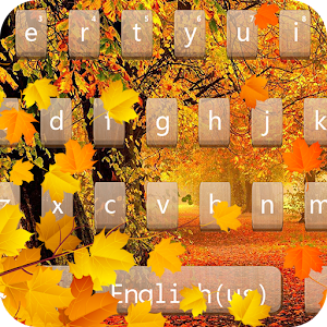 Download Autumn Keyboard Theme For PC Windows and Mac