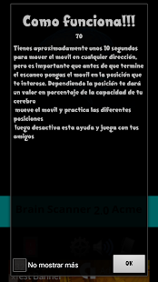 Escaner de Cerebro - screenshot