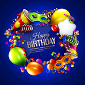 App Happy Birthday Wishes E-Cards apk for kindle fire