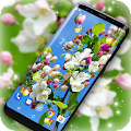 Free 3D Blossoms Live Wallpaper APK for Windows 8