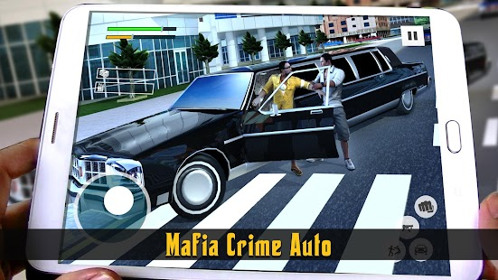 Grand Limo Gangster City Mafia Crime Auto