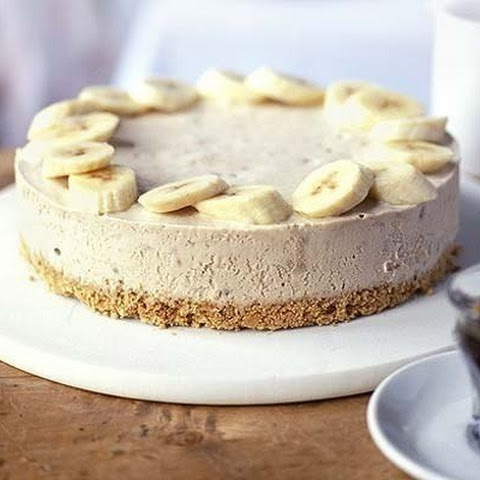 Banana Cheesecake ( Diet Foods)
