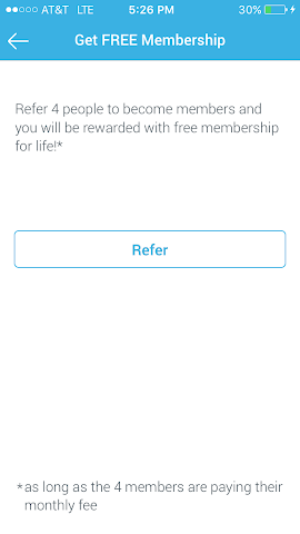 android Pay Half Club Screenshot 5