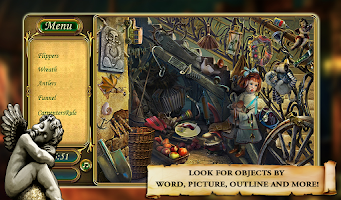 Screenshot of Hidden Object Detective Files