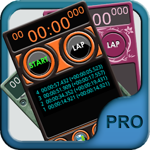Stopwatch Pro for Android