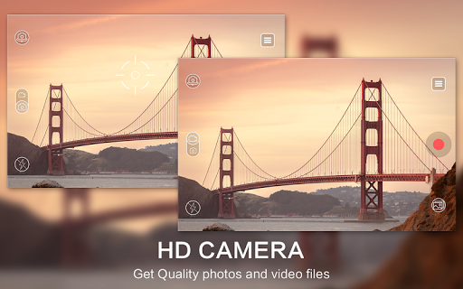 HD Camera Ultimate for Android screenshot 11
