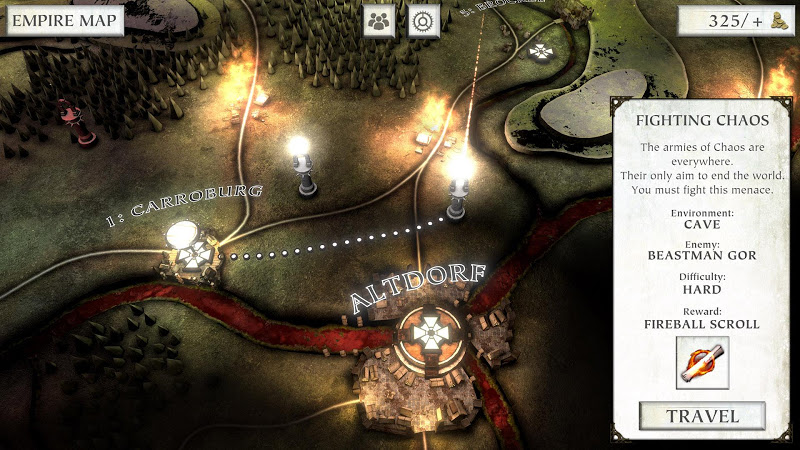 Warhammer Quest 2: The End Times Screenshot 3