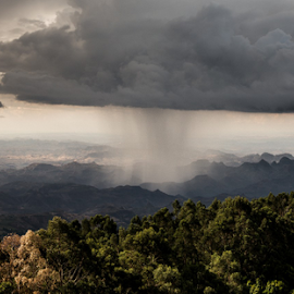 Simien3 by Lucien Vandenbroucke - Landscapes Weather ( simien, mountain, ethiopia )
