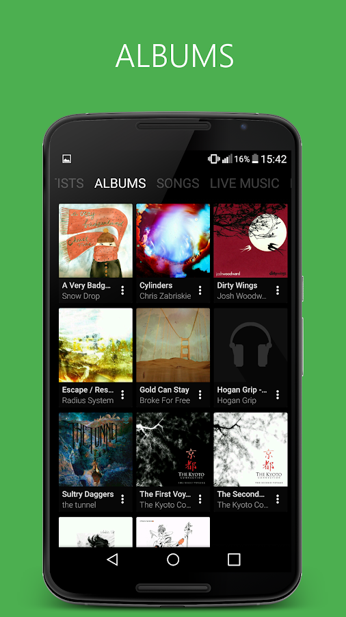 Pixel+ Music Player Screenshot 10