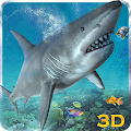 Angry Sea White Shark Revenge APK for Bluestacks