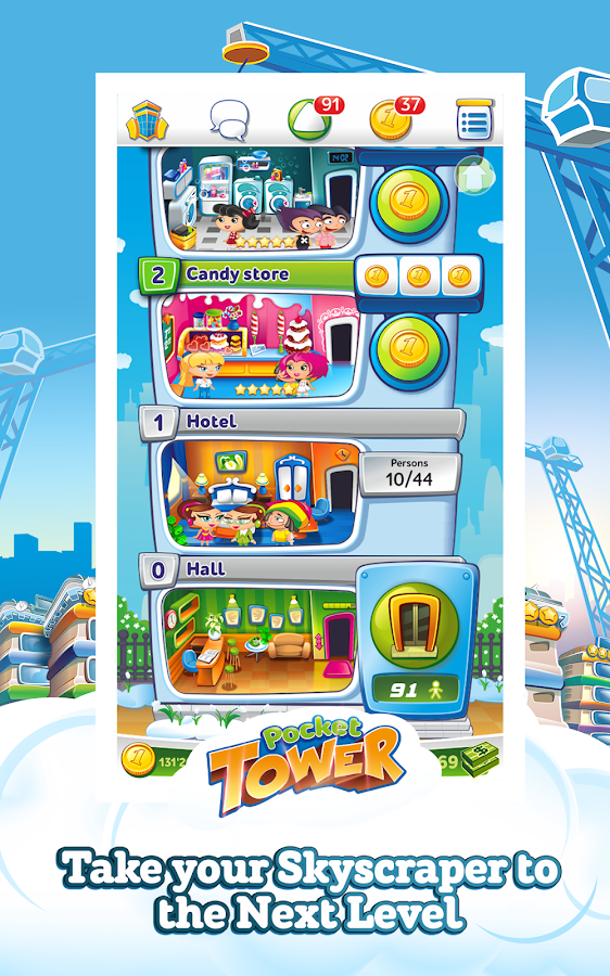 Pocket Tower Screenshot 6