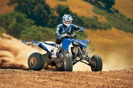 Quad Bikes Wallpaper HD - screenshot