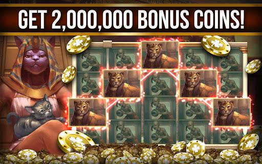 Slots Free: Pharaoh's Plunder screenshot 1