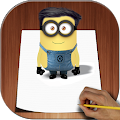 Download Full How to Draw 3D 1.3 APK