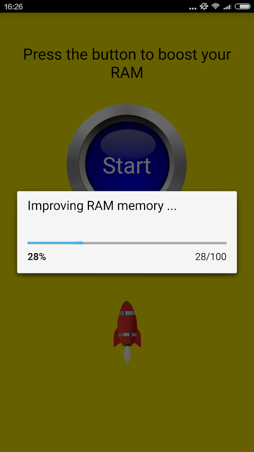RAM Clean Screenshot 2