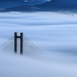 sea of clouds by Nurul Anwar - Landscapes Cloud Formations