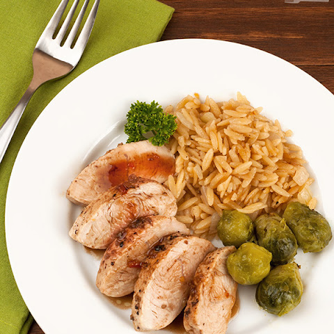 Marmalade-Basted Turkey Tenderloins