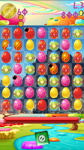android Candy Egg Saga Screenshot 1