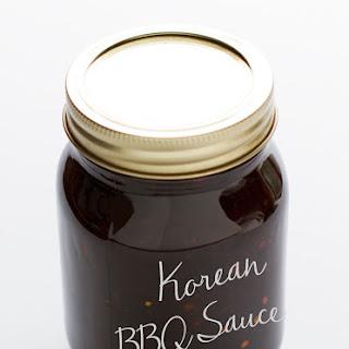 Korean Bbq Sauce Ginger Recipes