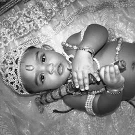 Little Krishna by Madhavi Sainath - Babies & Children Babies
