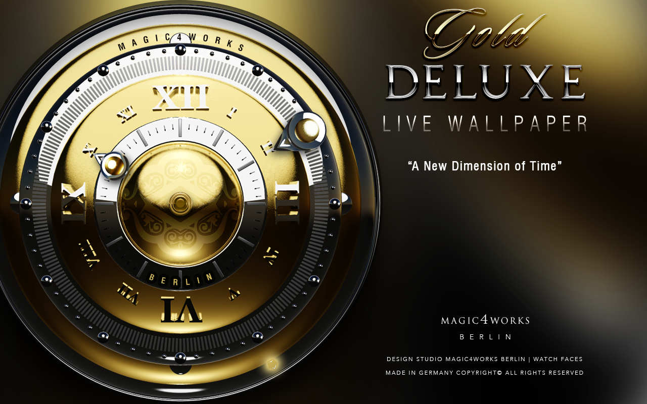 Deluxe Clock Bundle LWP Screenshot 12