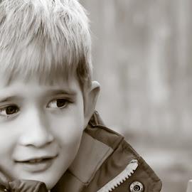 Future Model by Mark Wirzburger - Babies & Children Children Candids