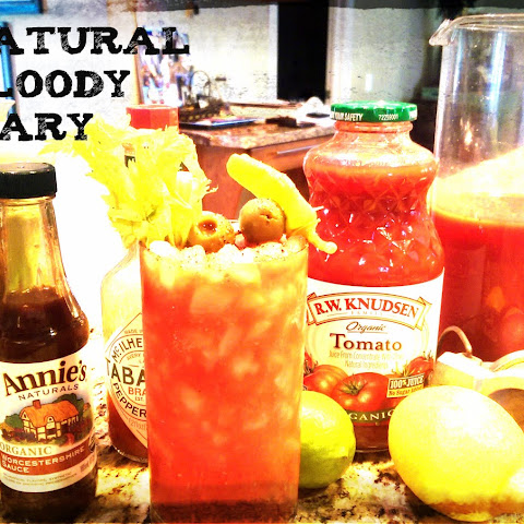 The Best Damn Natural Bloody Mary