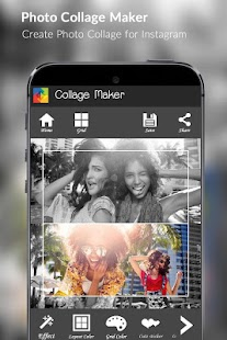 Photo Collage Maker for IG - screenshot