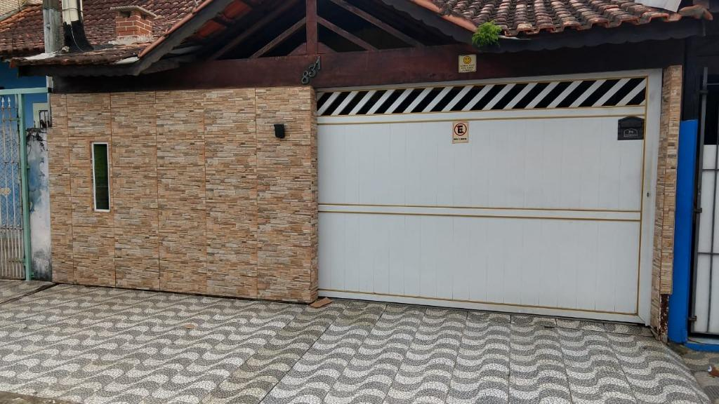 Casa Térrea com 1 dormitório à venda ou pemuta  - Campo da Aviação - Praia Grande/SP