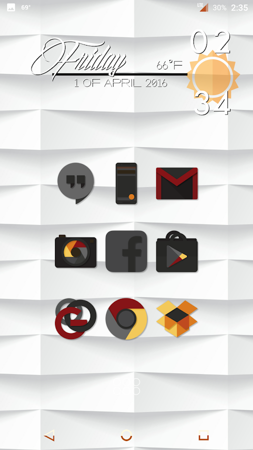 Desaturate Icon Pack Screenshot 5