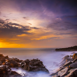 Another smooth by Arek Embongan - Landscapes Sunsets & Sunrises