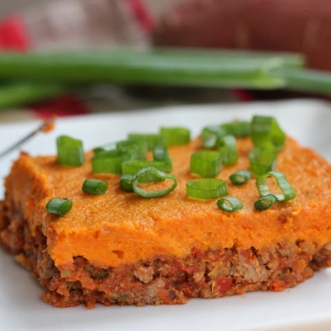 Taco Shepherd's Pie [Paleo and Gluten-Free]