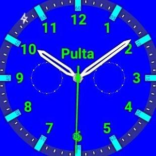 Pulta the OBDII Watchface