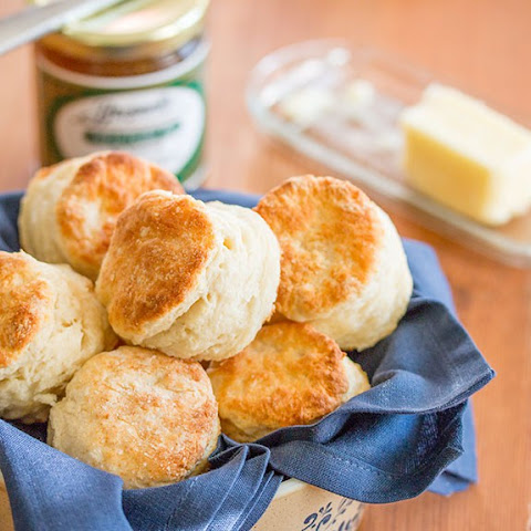 Buttermilk Sugar Biscuits