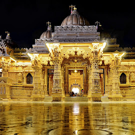 Swami Narayan Temple by Sarath Sankar - Buildings & Architecture Places of Worship