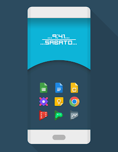 PHIX - ICON PACK Screenshot