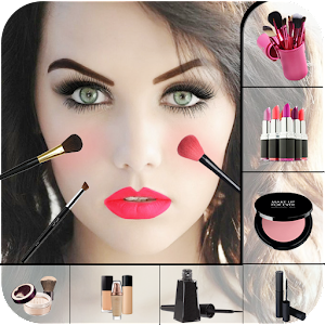 Makeup Photo Grid Beauty Salon-fashion Style For PC (Windows & MAC)