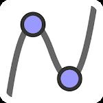 GeoGebra Graphing Calculator Icon