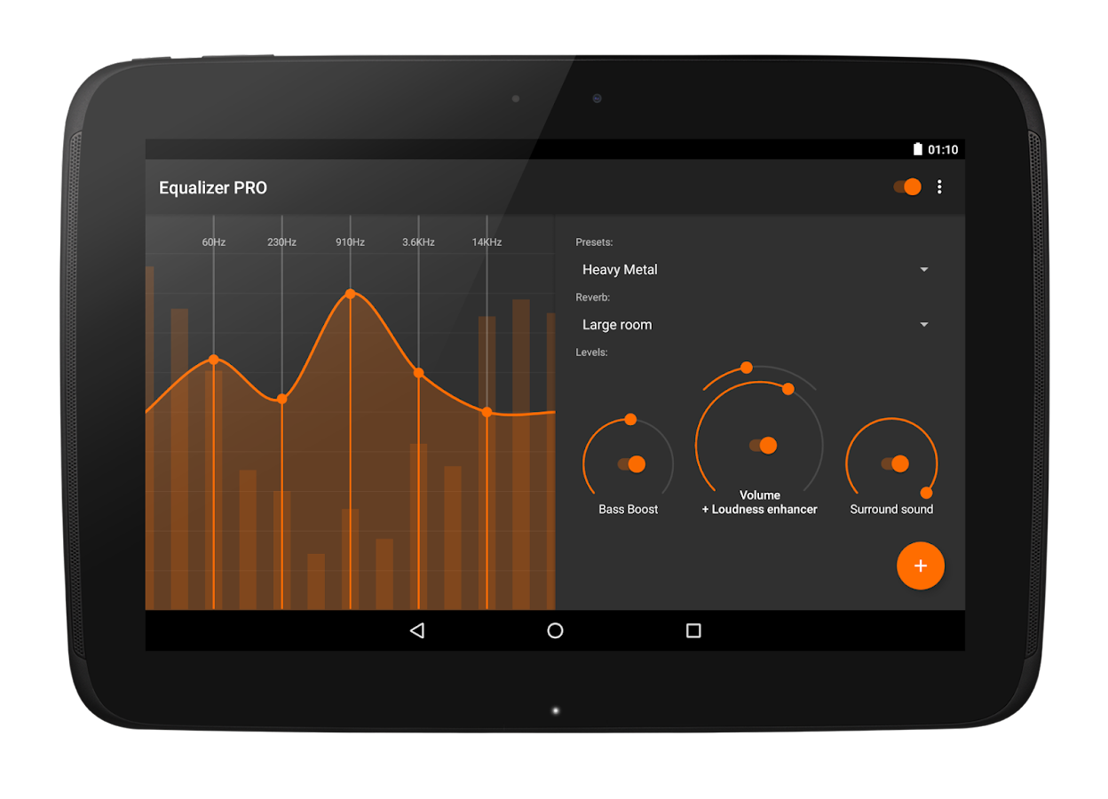 Equalizer Screenshot 12