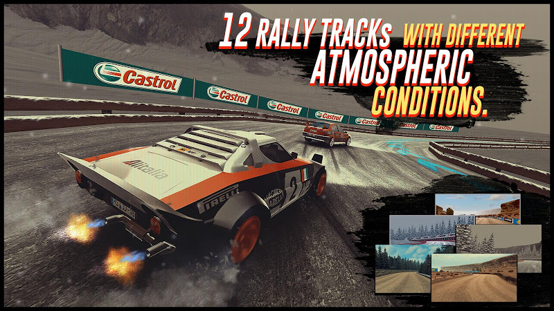 Rally Racer EVO® Screenshot 8