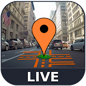 App Live Map and street View - Satellite Navigation APK for Windows Phone