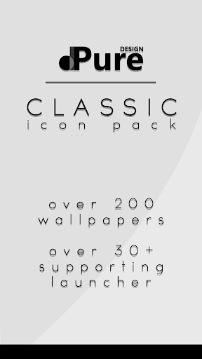 Classic Icon Pack Apk Download Free for PC, smart TV