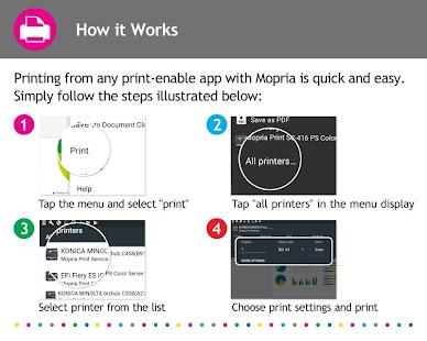 App Mopria Print Service APK for Windows Phone