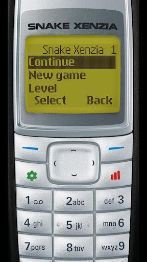 Snake Xenzia Rewind 97 Retro screenshot 2