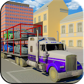 Vehicles Transporter Big Truck APK for Ubuntu