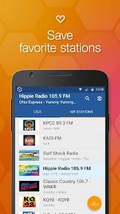 Online Radio Box - free player APK for Bluestacks
