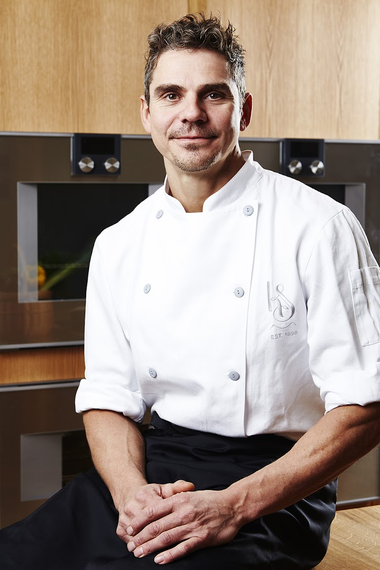 Michelin-starred chef Thomas Rode Andersen