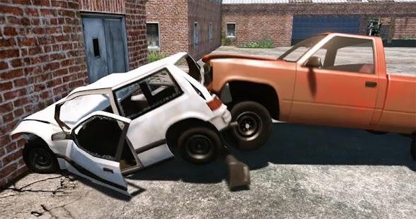 Crash Car Engine - Beam Crash Simulator NG